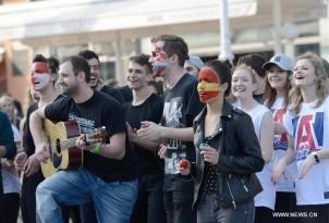 """pod""""Street show connection"""" - międzynarodowa wymiana w ramach Erasmus+"""